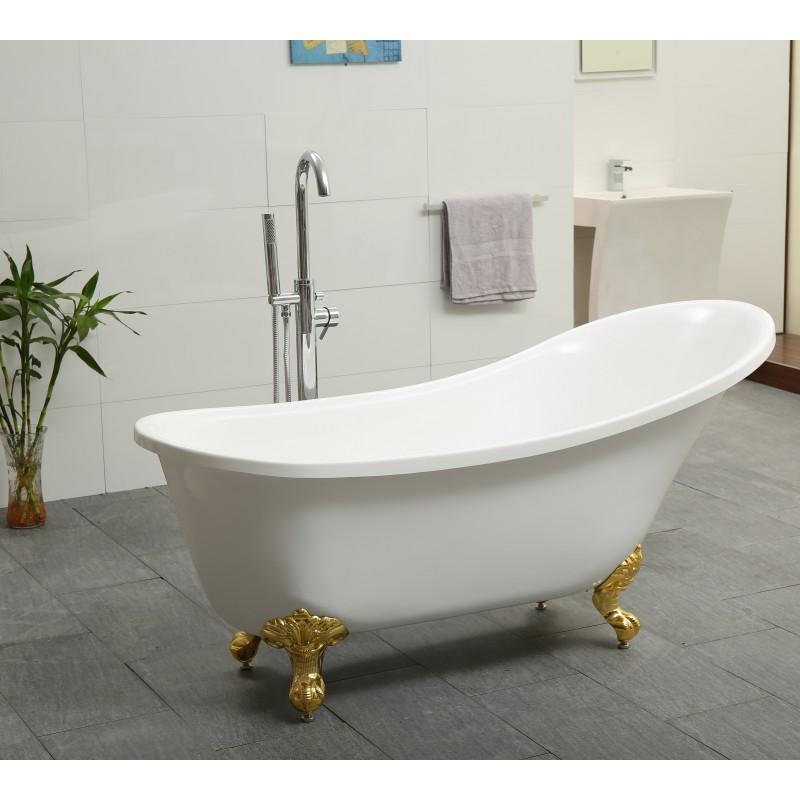 Classic Retro Bathtub Ics Lb 1784 G Hikovi Bg