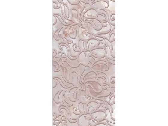Декор Селена дантела розова