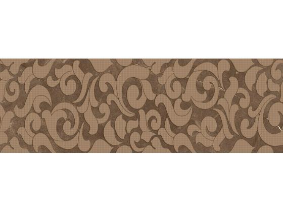 Decor Tessino Fabric Choco Glossy Rect.