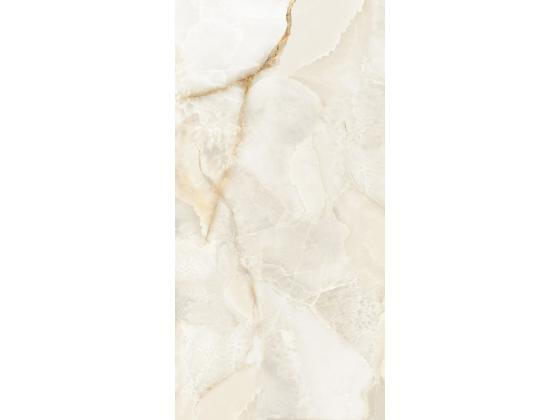White Onyx Solid Polished Rect.