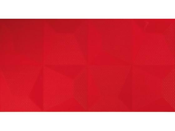Cube Rojo Relieve