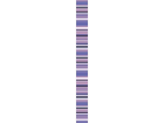 фриз Виола райета лилав