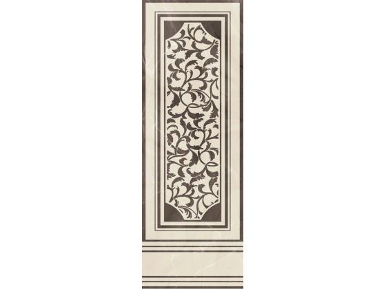 Decor Victorian Bone Motif Relief 2