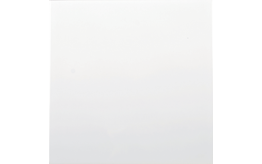 Бял Фаянс 15х15 мат