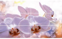Декор Виола орхидея