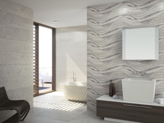 Плочки за баня Concrete
