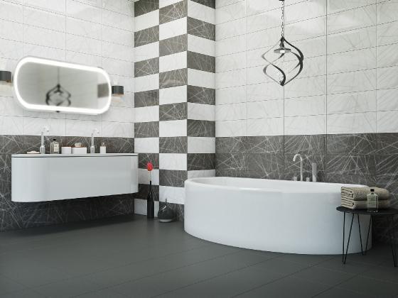 Плочки за баня Аврора