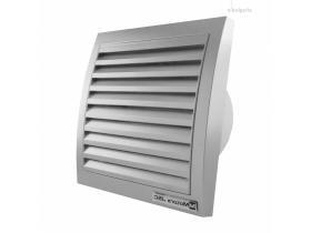 Вентилатор за Баня ММ 100 Инокс с датчик за влага и таймер