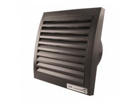 Вентилатор за Баня MM BLACK 105m/h3, 17w с Датчик за Време