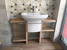 Шкаф с мивка Senso Roca 110 см