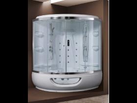 Хидромасажна вана /парна душ кабина 155х155хh220