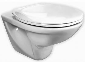 Стенна тоалетна чиния Нео без седалка/капак