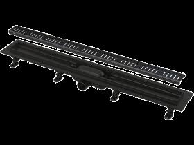 Линеен сифон Alcaplast APZ10 Black 750 мм