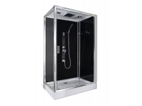 Hydromassage Shower Cabin Trend 80x120x210