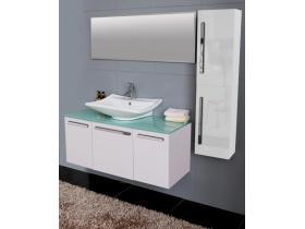 Комплект ПВЦ Мебели за Баня ICP 12045 W