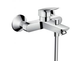 Single lever bath mixer Logis Hansgrohe