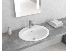 Мивка за баня за вграждане в плот LT 6002