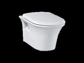 Стенна тоалетна чиния Moon MO320/KC3161