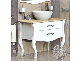 Retro Sink Cabinet Ravenna 90 cm PVC - Т