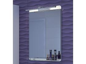 Огледало за Баня с LED осветление Смайл 55 PVC - Т