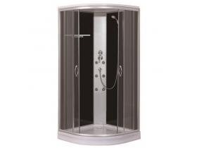 Хидромасажна душ кабина 90х90 Punto TC07