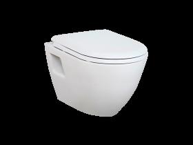 Стенна тоалетна чиния TP325/KC3131