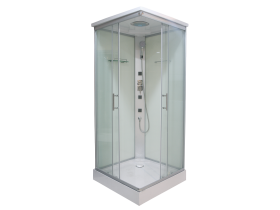 Hydromassage Shower Cabin 80x80 Twist