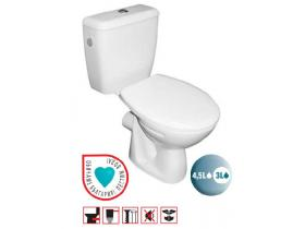 Close Coupled WC with Cistern Mira