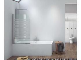 Fixed Bathtub Screen Bari 76x130