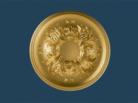 Декоративна роезтка R-12S Gold