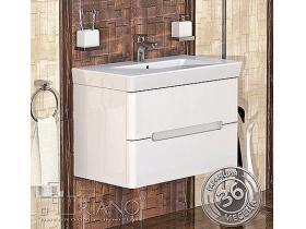 Шкаф за Баня с Мивка Монако 80 PVC - T