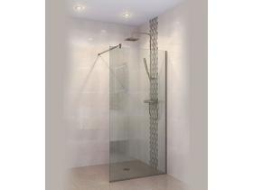Стъклен параван за баня Франко-Р 60 см