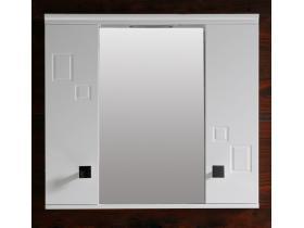 PVC Шкаф Огледало за Баня ICMC 1034-60