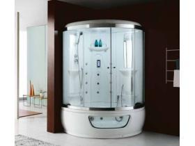 Хидромасажна вана /парна душ кабина 130х130хh225