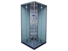 Хидромасажна/Парна душ кабина Karl 100х100