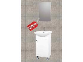 Комплект Мебели за Баня Еко 47 PVC - М