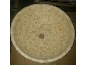 Мивка Travertin Classik Mosaico Ф 46