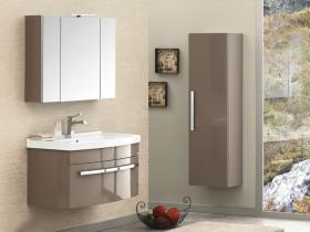 Комлект мебели за баня Nil 80 Cappucino