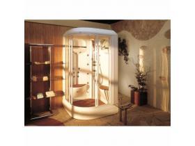 Hydromassage/Steam Shower Cabin Orinoco 120x120