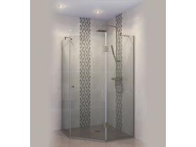 Стъклен Параван за баня Родриго - Р 90х90