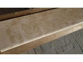 Step Travertine W.F.H.