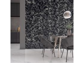 Ректифициран гранитогрес Stone Black 56010