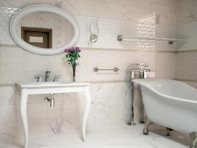 Плочки за баня Marmo Borghini