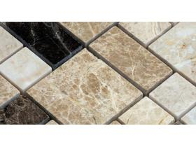 Marble Mosaics Stagger & Roma