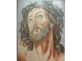 Декоративно пано Христос