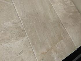 Marble D. R. Brushed Chiselled edge Versaille pattern