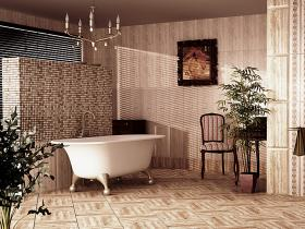 Bathroom tiles Tahiti