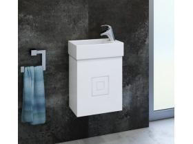 Bathroom Sink Cabinet Sara 40 PVC