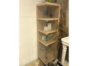 Шкаф колона на колелца Senso 34.5x37.5 см